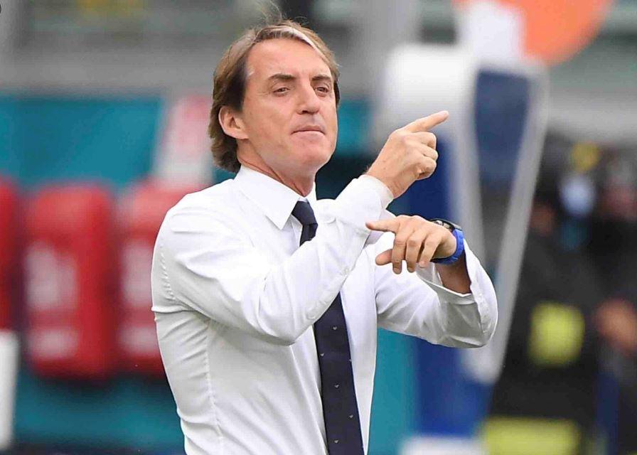Jelang Final Euro 2020, Mancini Sama Sekali Tak Merasa Tertekan
