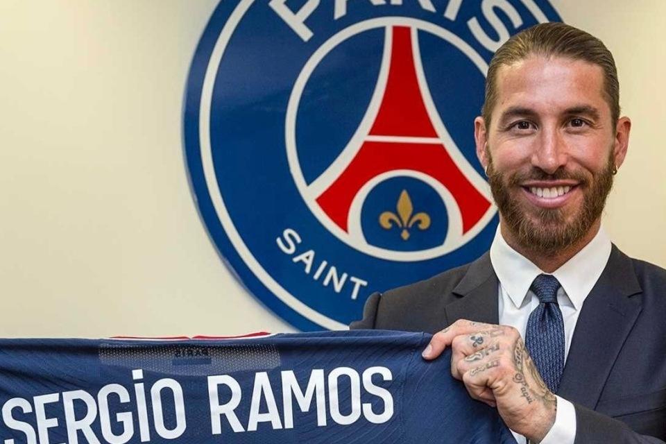 Alasan Khusus Ramos Mau Pilih Pinangan PSG