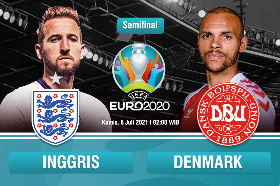 Prediksi Inggris vs Denmark: Hentikan Ledakan Dinamit!