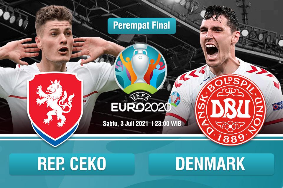 Prediksi Republik Ceko vs Denmark: Kuda Hitam yang Siap Melaju