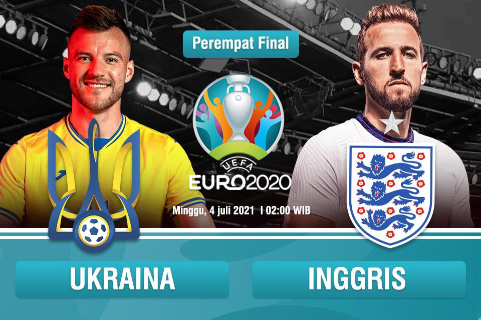 Prediksi Ukraina vs Inggris: Mempertaruhkan Langkah