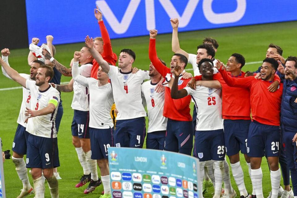 Lolos ke Final, Inggris Siap Robohkan Benteng Italia