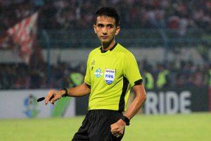 Wasit Indonesia Ditunjuk Pimpin Laga Piala AFC 2021