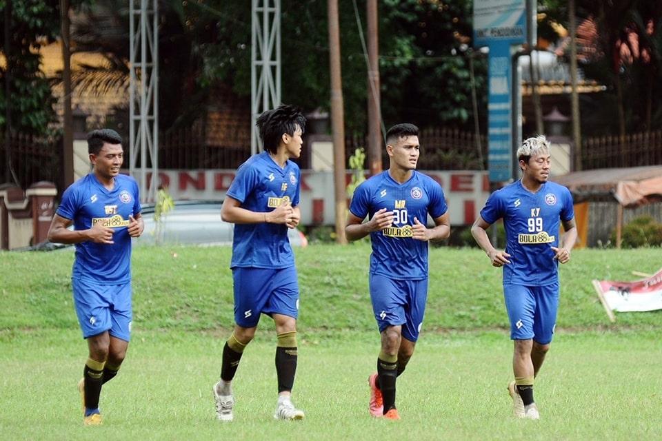 Manajemen Arema FC Berharap Adanya Kelonggaran Untuk Tim