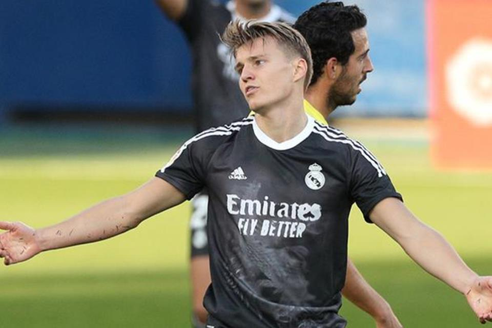 Dear Madrid, Arsenal Berharap Bisa Pinjam Martin Odegaard Lagi