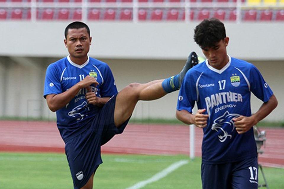Gelandang Persib Berharap persib Bandung Bisa Juara Liga 1