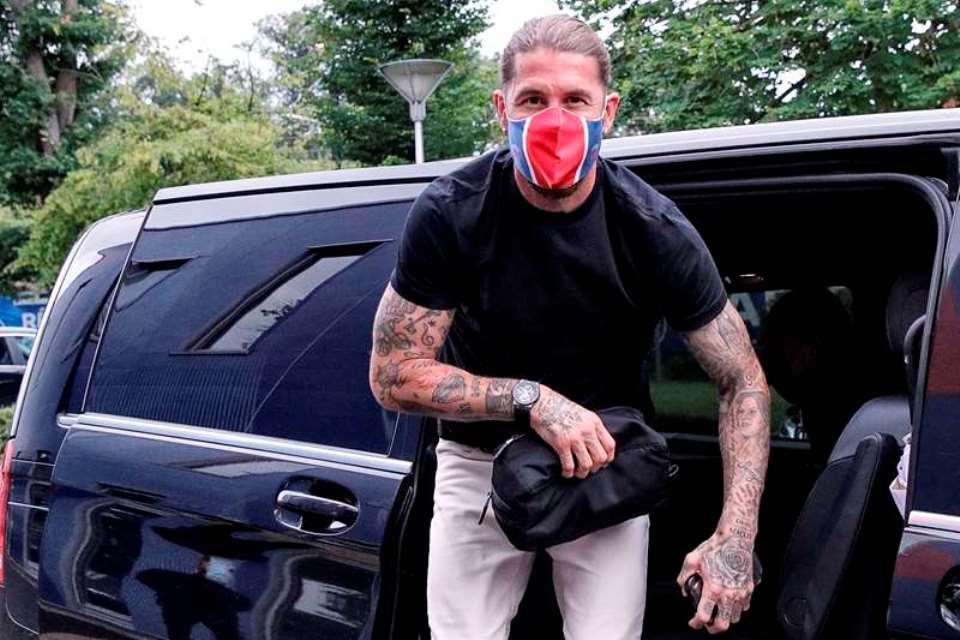 Dibuang Karena Faktor Usia, Thiago Silva Kesal PSG Malah Rekrut Ramos