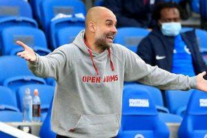 Dikalahkan Leicester, Guardiola Tegaskan Man City Tak Butuh Harry Kane