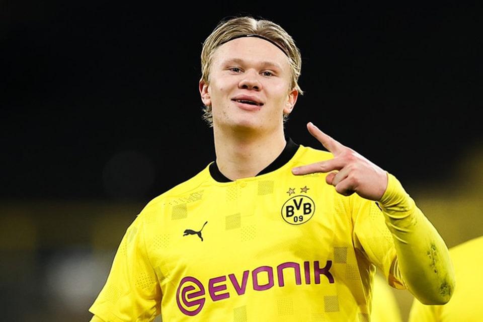 Petinggi Dortmund Yakin Haaland Tidak Ingin Pindah
