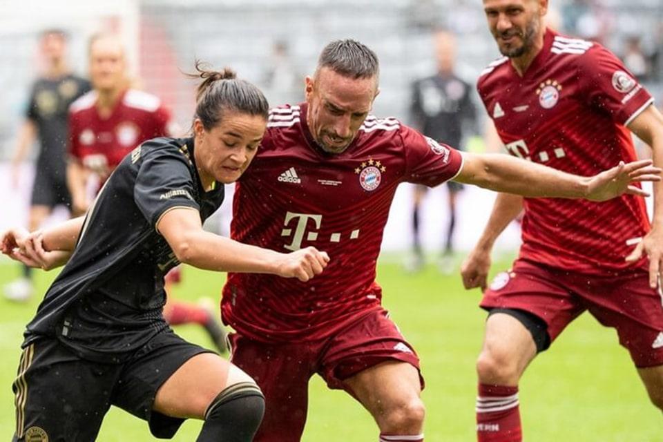 Masih Kuat dan Bugar, Mungkinkah Ribery Kembali ke Bayern?