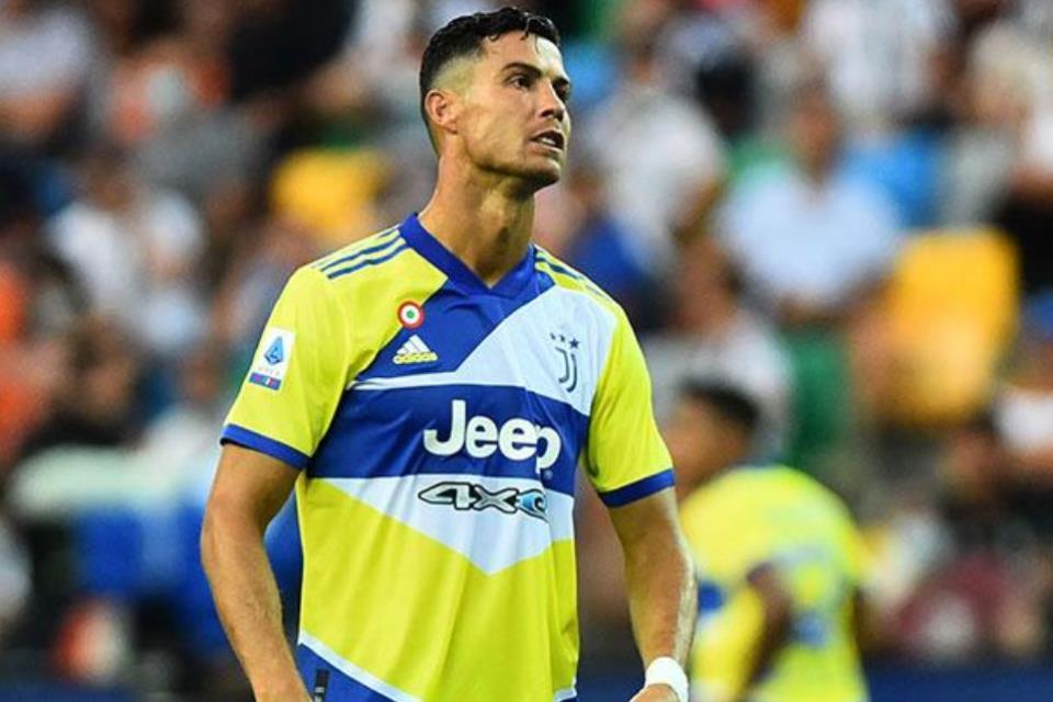 Gagal Menang Atas Udinese, Kenapa Ronaldo Dicadangkan, Allegri