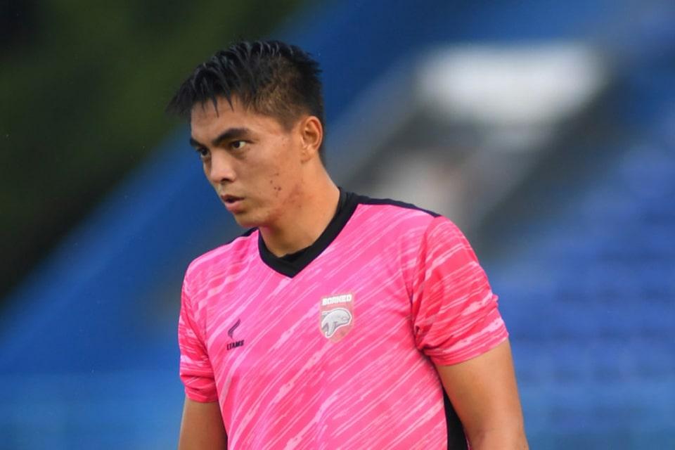 Kiper Borneo FC Sebut Motivasi Pemain Sudah Kembali Terkumpul