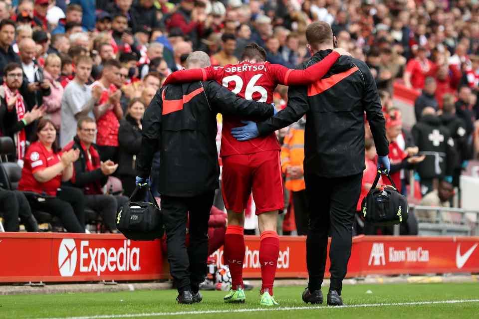 Jelang Kompetisi Dimulai, Liverpool Dapat Kabar Buruk Soal Andrew Robertson