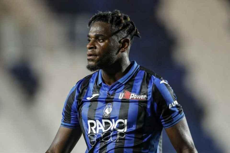 Kasihan! Tawaran Inter Untuk Duvan Zapata Tak Digubris Atalanta
