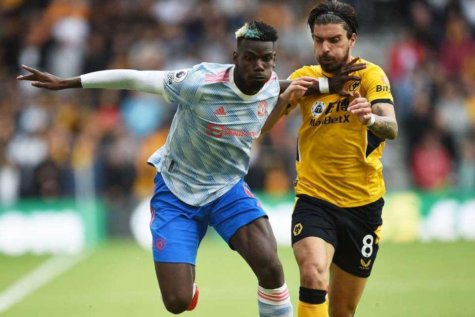 Kontroversi Paul Pogba Dalam Kemenangan Man United Atas Wolves