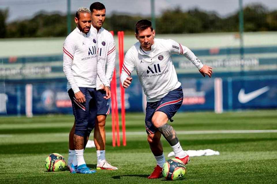 Liga Prancis Akhir Pekan Ini: Waktunya Messi Debut di PSG