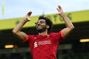 Liverpool Tegas Ingin Perpanjang Kontrak Mo Salah