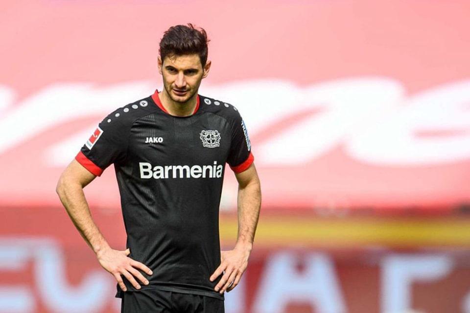 Alario Perpanjang Kontrak, Leverkusen Lepas Perburuan Striker Zenit