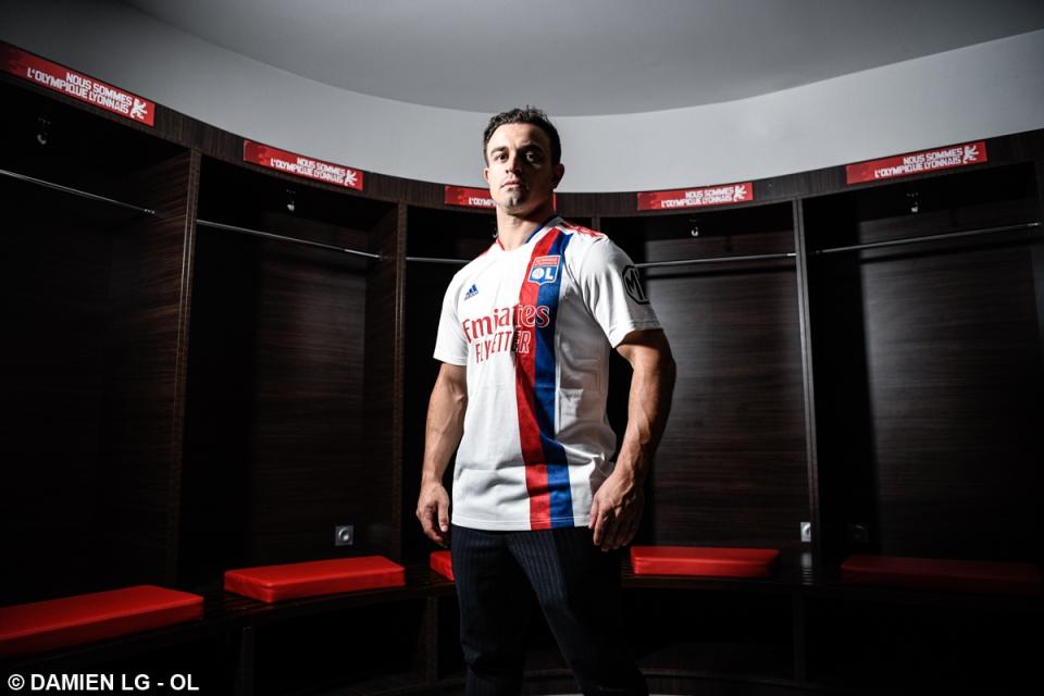 Lyon Umumkan Kedatangan Xherdan Shaqiri dari Liverpool