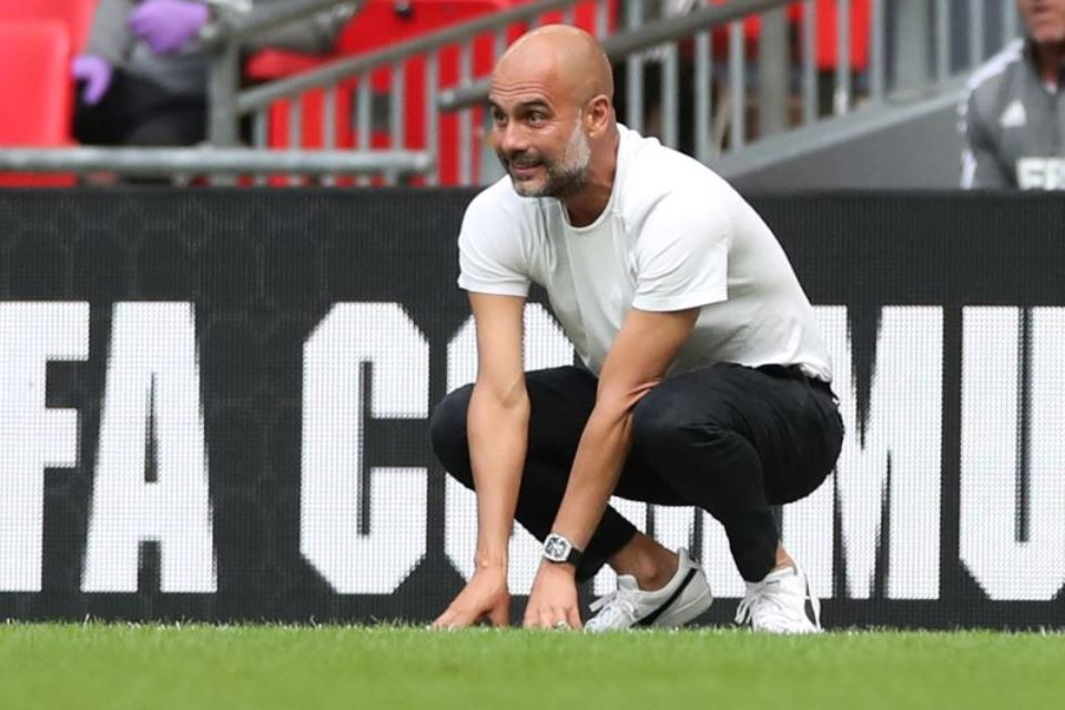 Pep Guardiola: Man City Suka Telat Panas, Tapi Bakal Juara di Akhir