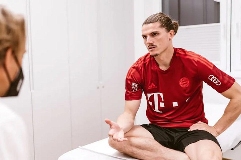 Bergabung Bayern, Sabitzer: Rasanya Seperti Mendapat Kado Natal