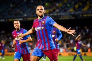 Martin Braithwaite, Idola Baru Barcelona Setelah Ditinggal Lionel Messi