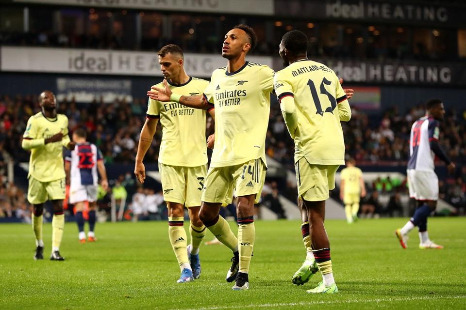 Menang Setengah Lusin Atas WBA, Arsenal Pede Tatap Duel Kontra Man City