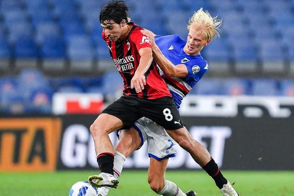 Meski Menang, Sampdoria Sudah Bikin AC Milan Menderita