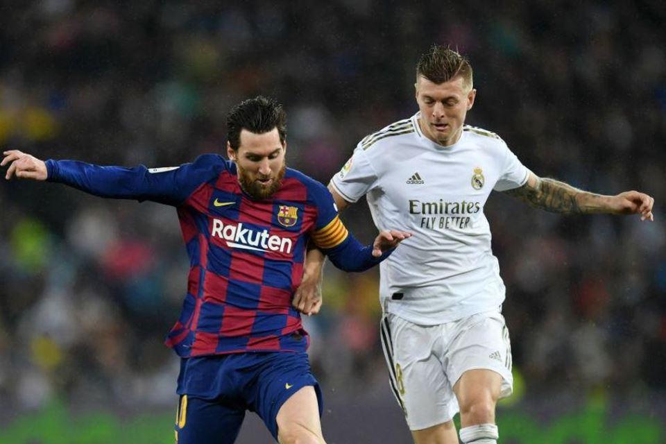 Messi Gabung PSG, Toni Kroos: Itu Bagus Buat Madrid