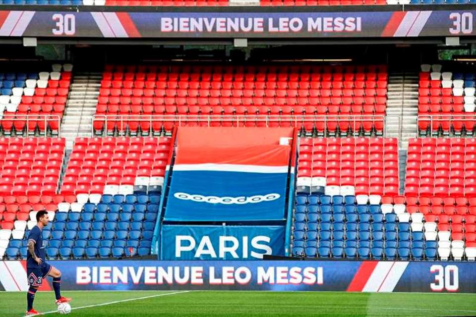 Nasser Al-Khelaifi; Dengan Messi, Saya Tidak Sabar Lihat PSG Buat Sejarah