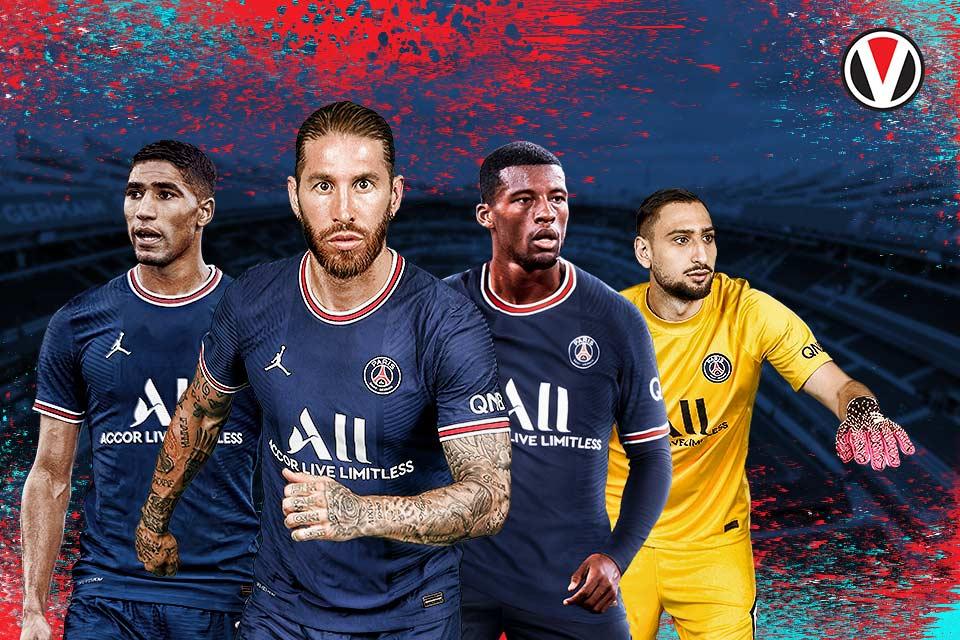 Punya Sederet Bintang Baru, Mampukah PSG Jadi Raja di Kompetisi Eropa?