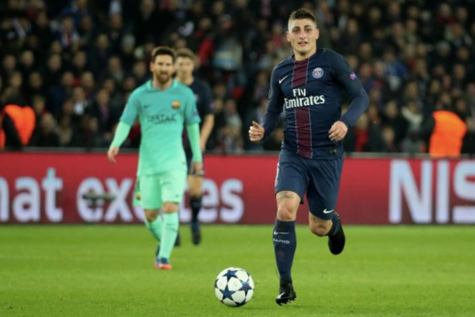 Pujian Messi Buat Marco Verratti: Dia Fenomenal!