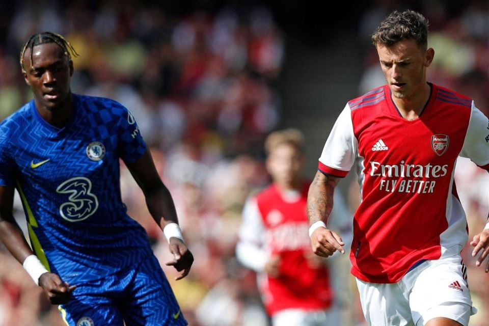 Pujian Mikel Arteta di Laga Debut Bek Termahal Arsenal, Ben White
