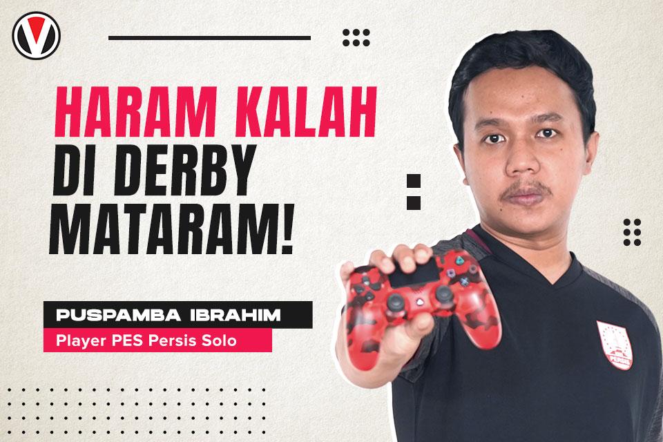 Derby Mataram Terbawa ke E-Sports, Haram Kalah dari PSIM!