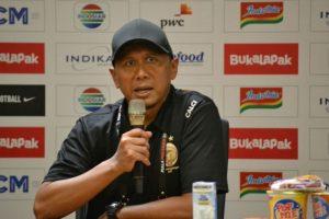 RD: Timnas Adalah Muara dari Kompetisi Resmi
