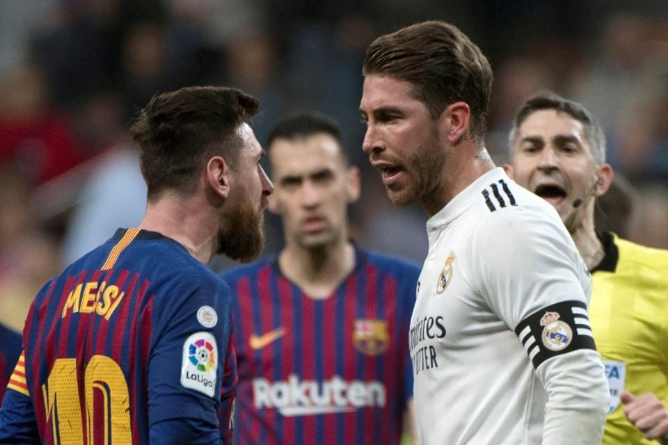 Ramos-Messi: Dulu Saling Jegal, Kini Bakal Jadi Rekan di PSG