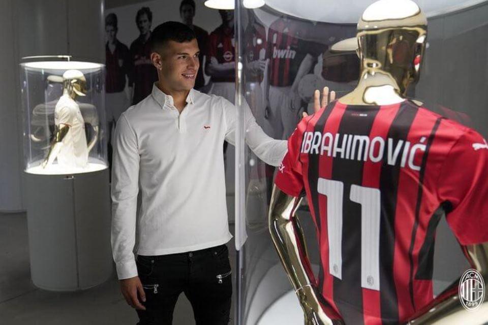 Regenerasi Tim, AC Milan Rekrut Wonderkid AS Monaco, Pietro Pellegri
