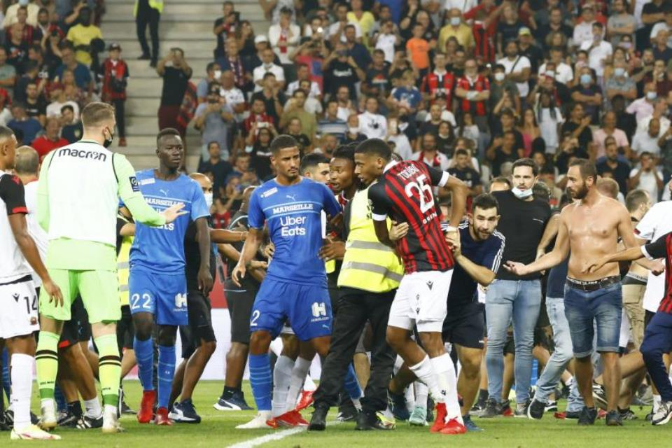 Ribut-Ribut di Laga Nice vs Marseille Dipicu Aksi Dimitri Payet