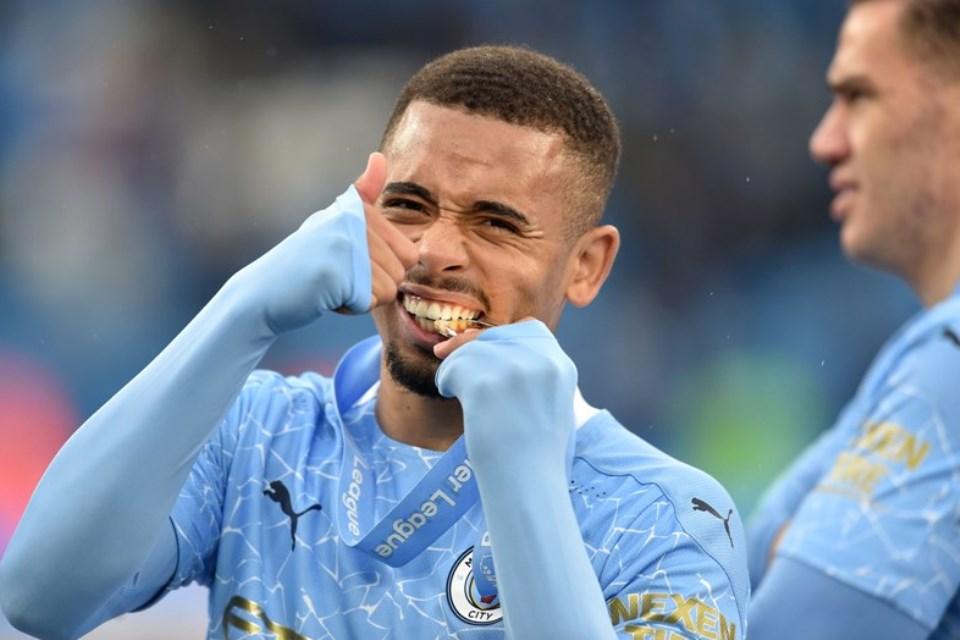 Rumit! City Tumbalkan Sterling demi Ronaldo, Juventus Mintanya Gabriel Jesus