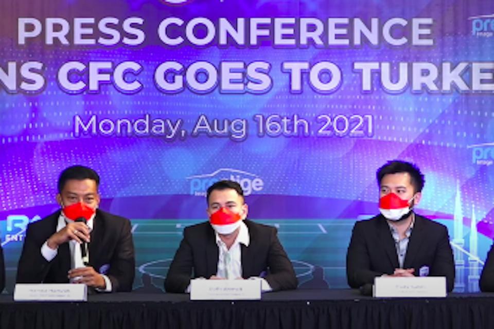 Tak Bawa Gonzalez ke Turki, Rans Cilegon FC Buka Suara
