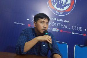 Arema FC Dukung Pengiriman Surat APPI Untuk Presiden RI