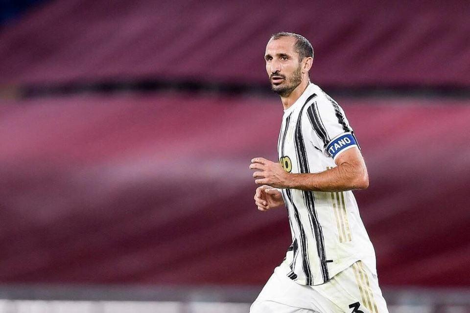 Teken Kontrak 2 Tahun di Juventus, Chiellini; Saya Ingin Main di Piala Dunia