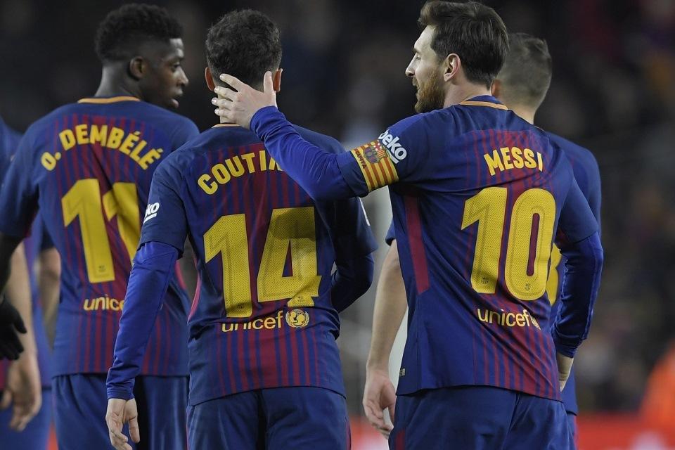 Tentang Pengganti Messi di Barcelona, Koeman Tunjuk Pemain Satu Ini