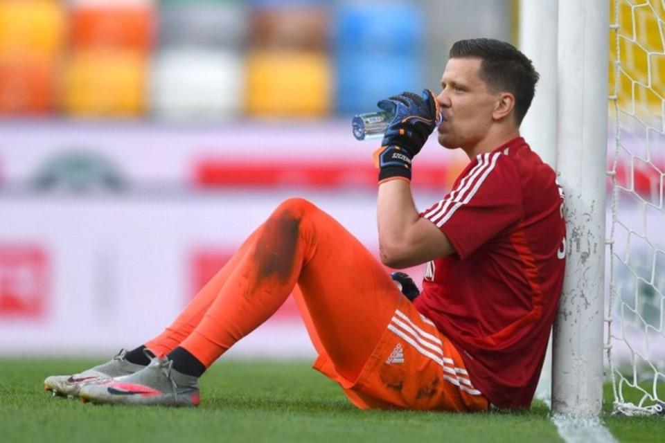 Tiga Poin Juventus Hangus Karena Blunder Konyol Szczesny
