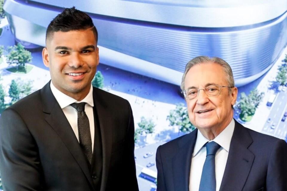 Lagi, Real Madrid Berikan Kontrak Jangka Panjang untuk Bintangnya