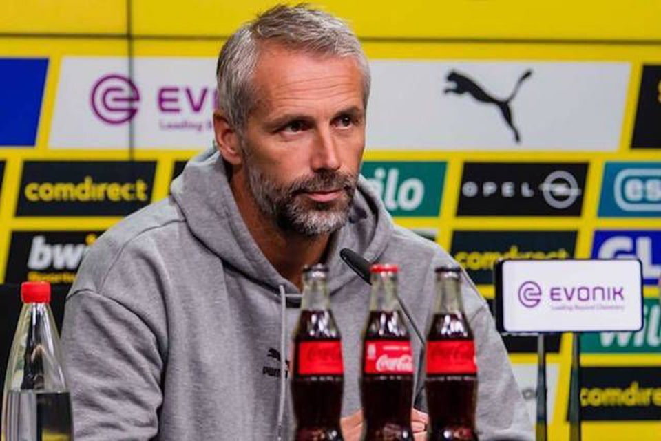 Kontrol Bola dan Cedera Pemain menjadi Masalah Dortmund