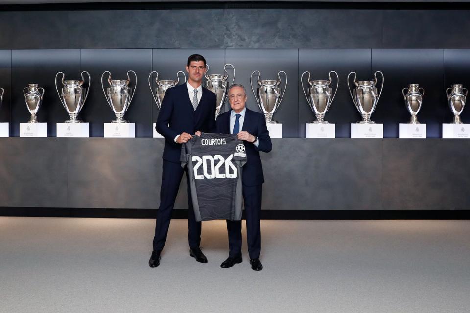 Bintang Real Madrid Resmi Teken Kontrak Jangka Panjang