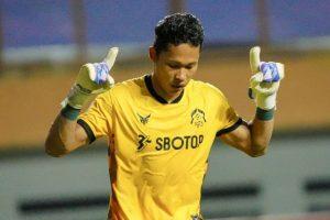 Penjaga Gawang Persikabo Panen Pujian, Calon Player of The Week?