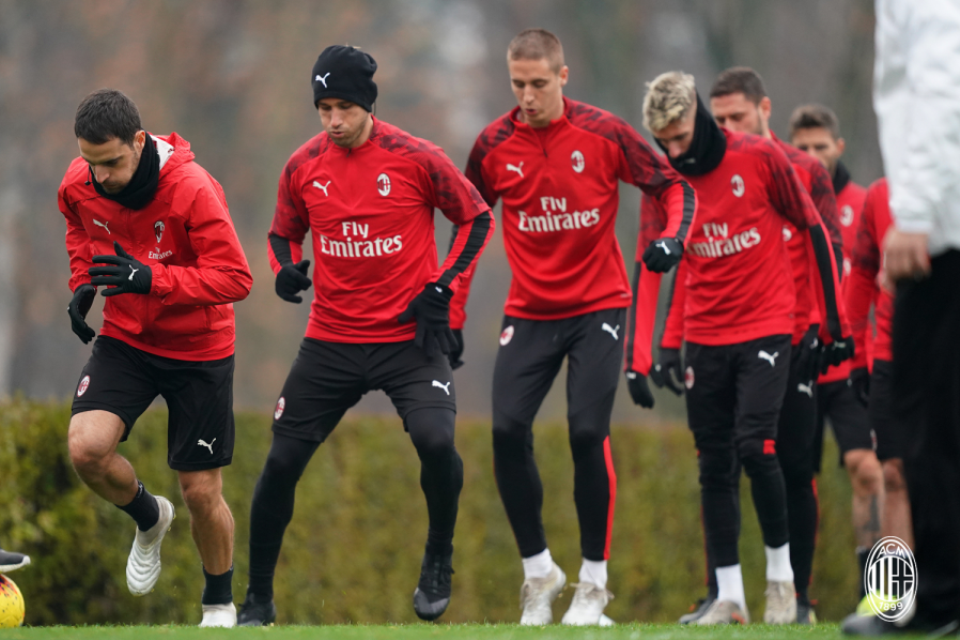AC Milan Alami Krisis Bek Jelang Laga Kontra Atletico