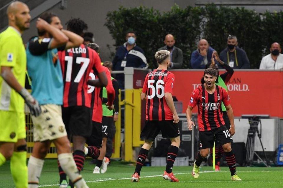 AC Milan Menyedihkan di Babak Pertama, Pioli: Saya Salah Taktik
